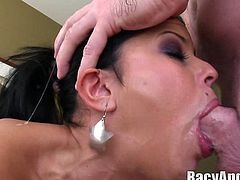 Fuck the Throat #03 Rebecca Blue, Kristina Rose, Diamond Kitty, Juelz Ventura