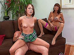 cougars-with-cubs2-sc1.720p w Desi Fox and Haley Sweet