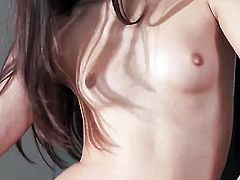 Capri Anderson just being playful