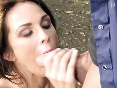 Kirsten Price is fucking in public