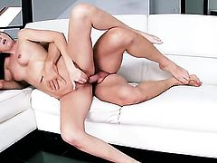 Nikki Daniels loves mans rock hard tool thrusting back and forth in the twat