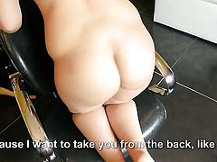 Big cock for Akasha Cullen
