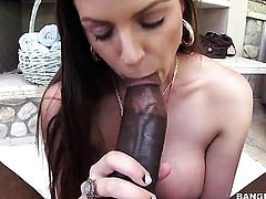 A big dick for lovely Brooklyn Chase