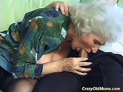 extreme horny busty mom needs a strong cock deep in her old pussy