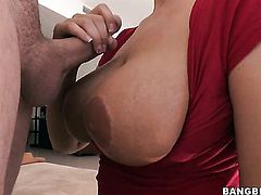 Julie Castle with phat ass loves the way man fucks her mouth