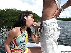 Amia Miley is fishing for dick