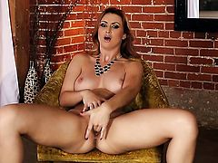 Tattoos Karlie Montana has dildo-hungry twat