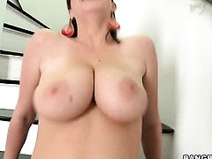 Sara Stone is another fuck toy of hard dicked guy that bangs her hard