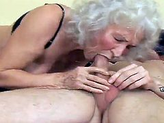 I Wanna orgasm in Your Grandma And Make Her dick suck It