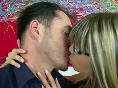 Gina and Jessyka Swan love sharing boss' private action