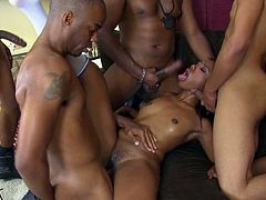 Chanell Heart - Black Cherry Cheerleaders Scene 1