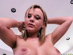 Mick Blue is one hard-dicked guy who loves oral sex with Bree Olson