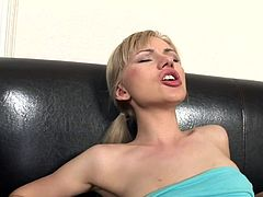 Horny Skinny Russian Girl