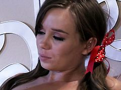 Kirsten Price fulfills her sexual needs with Capri Anderson in girl-on-girl action