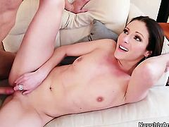 Asian Samantha Ryan is just in need of sexual pleasure and gets some in sex action with Michael Vegas