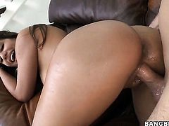 Latin wants this fuck session with hot fuck buddy to last forever