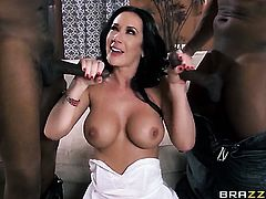 Behind the scenes with Ava Addams and other hot pornstars