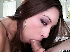 Crystal Lopez with juicy booty just loves to blow and cant say No to her hard dicked bang buddy