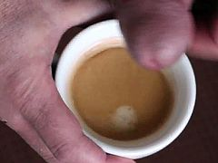 Cock Fantasies 07 - Her Morning Coffee with cum