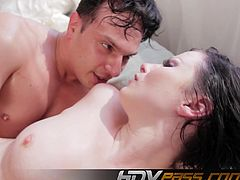 Ultra sexy, small tits Veruca James is bringing in tons of cash for the mafias, porn bizz department by being a overachiever in the sack with her outrageous blowjob and cunny screwing cravings!