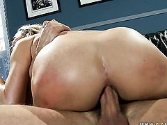 Scott Nails loves fuckable ass way of Dangerously horny honey Abbey Brooks