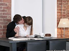 Casual Teen Sex - Young ass is the best