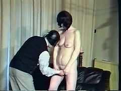 Hard Sex Dirty old Master
