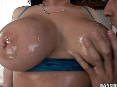 Sophie Dee with big ass fucking like a sex crazed animal