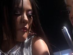 Kaylani Lei and Mikayla Mendez are so fucking horny in this lesbian action
