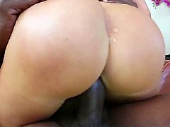 Nikki Delano is with Lexington Steele. Her huge ass is taking up much of the film screen. She loves to suck and fuck. The Latina has fire in her eyes.