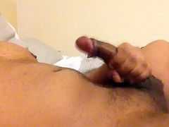 Indian guy wanking