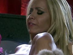Kirsten Price just loves pussy munching and cant say No to lesbian Alektra Blue