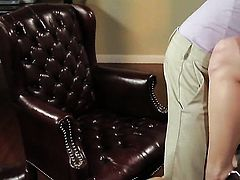 Sex in office with hot nymphos