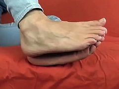 So cute pink and soft soles