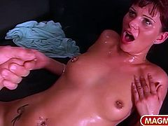 Magma Film as always presents us the best of the German pornstars. This scene shows us the hot Maria Mia and friends in an amazing Gangbang taking cocks up their ass and taking bukkake showers all over.