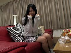Ai Minano loves being blindfolded during the pussy penetration