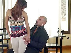 Oyeloca fearsome-fearsome Lalin Girl Enticed and Screwed by Lustful Teacher