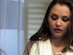 Allie Haze cant live a day without taking pop shot on her lovely face