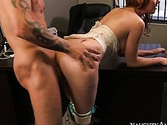 Richie Black gets doggystyled by horny guy