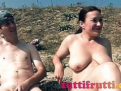 exposed beach non-professional mother I'd like to fuck casring