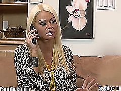 Nikita Von James >fearsome Large Tit Blond Mother In Law Bonks son