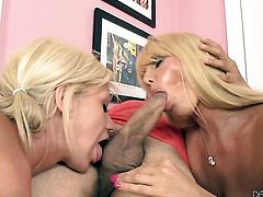 Karen Fisher spends her sexual energy with erect rod in her mouth