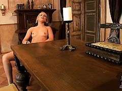 Brandy Smile proves that her body is just amazing as she masturbates naked