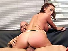 Britney Amber Fucked In The Office