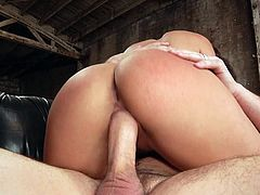 Abella is one of those girls that gets moist in her panties, when she talks to a hot European guy. She gets fucked, if he's really hot, or has a big dick, which is where Manuel comes in. She sucks him and he fucks her deep and hard.