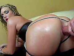Jaw-dropping PAWG Flower Tucci likes sex from behind