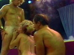 Christy Canyon vs Ginger Lynn