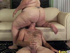 She will make him hard from the very start, because Angelina is quite a naughty babe with a dirty mind. This beauty has a huge ass that he will not be able to resist, as he bangs and covers.
