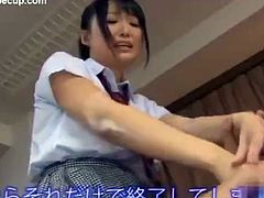 Yui Hatano nightcrawling wife fucks her husbands friend.