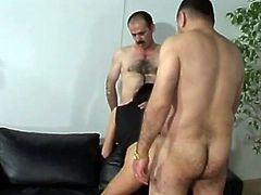 Chubold - Fat gypsy man fuck young secretary